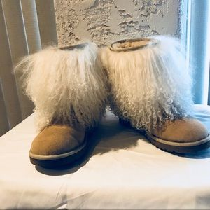 UGG Lida Boots in Natural